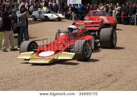 1970 Lotus Cosworth