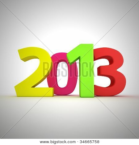 Colors Of 2013