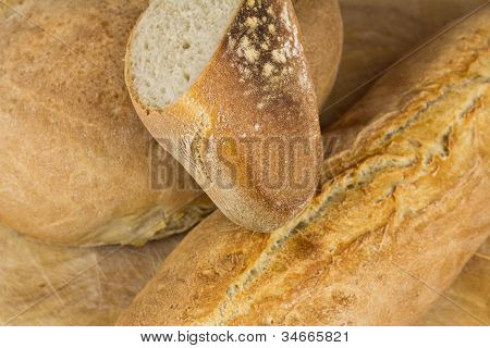 Loaves Of Bread