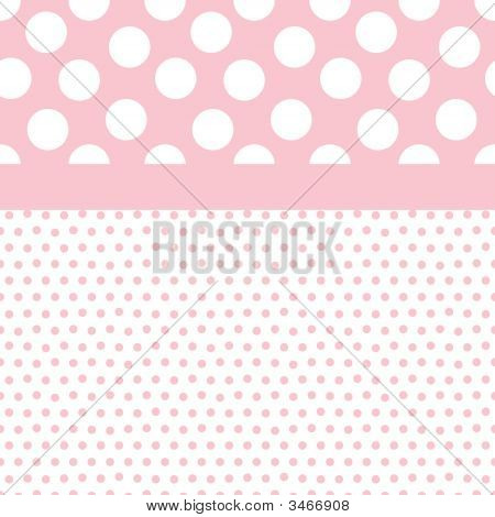 Baby Girl Background Pattern