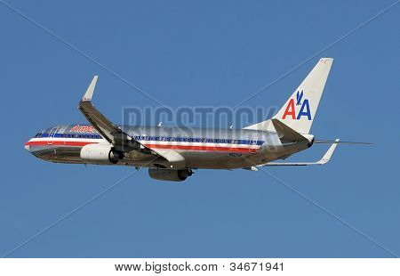 American Airloner Passenger Jet