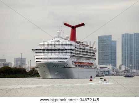 Carival Desity Cruise Hip Departing Miami