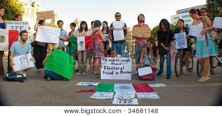 Electoral Fraud in Mexico