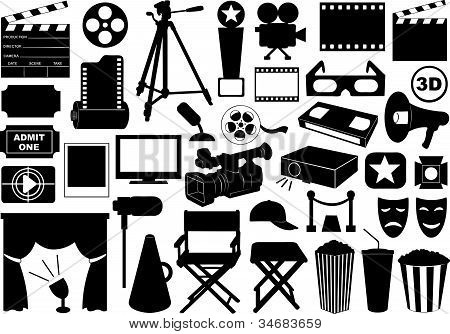 Movie related elements