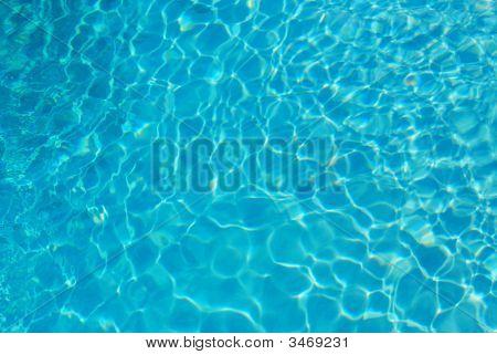 Pool Water Ripples