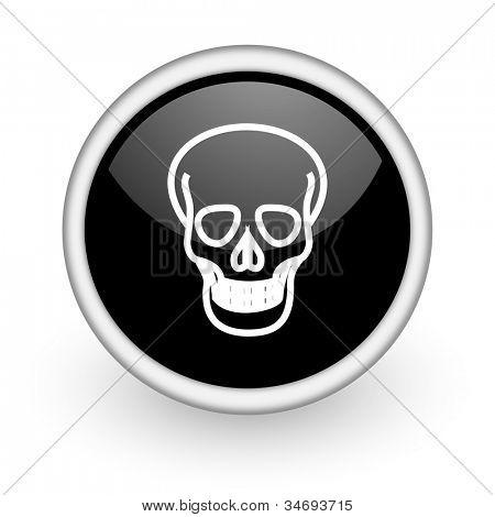 Schädel-Symbol