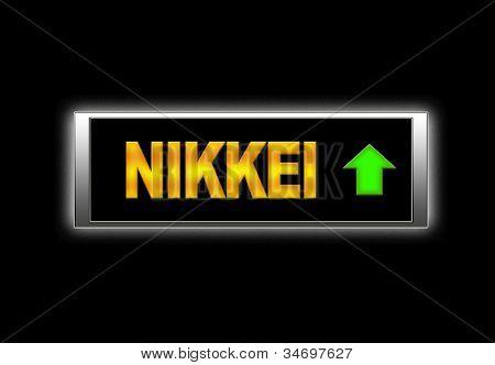 Nikkei Positive.