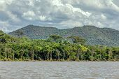 Lake Chamo Landscape, Ethiopia Africa poster