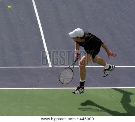 Man Tennis