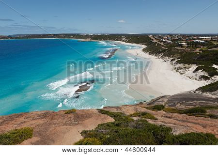 Turquise Blue Beach Of West Australia