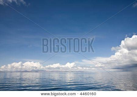 Lake Titicaca Waterscape
