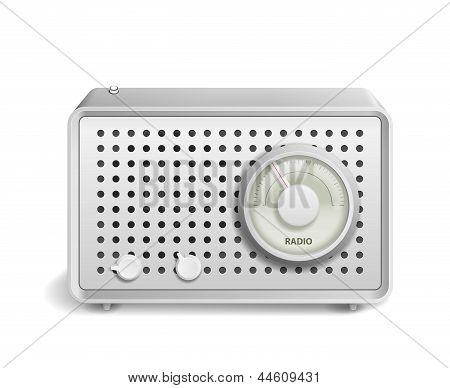 Icono de la radio