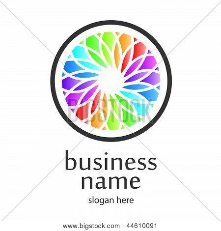 Logo gebeizt