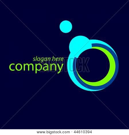 Tecnologia azul Logo