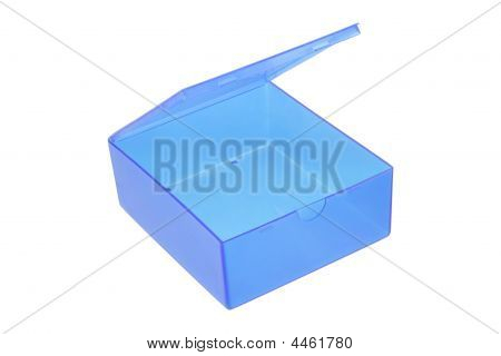 Open Plastic Box
