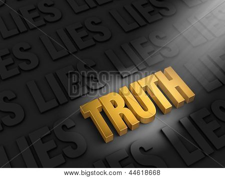Finding Truth Among Lies