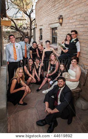 Same Sex Wedding Group