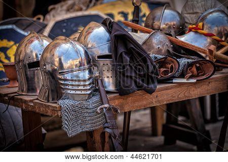 Knights' Cloak Room
