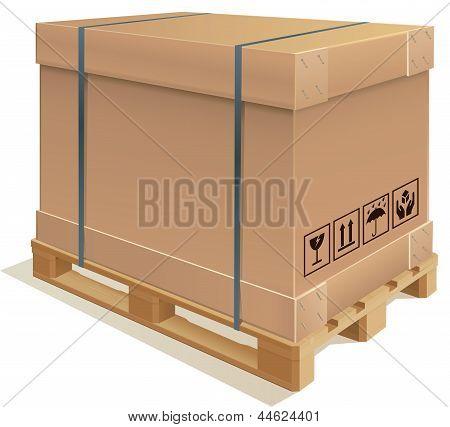 Cartón de envase