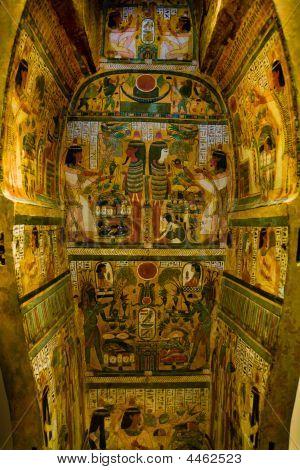 ägyptische Sarkophag