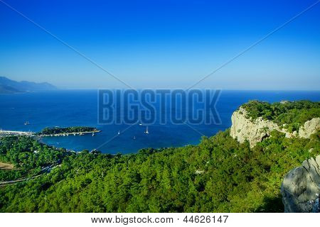 Mountain And Sea