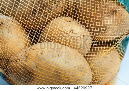 Potatoes In A Package