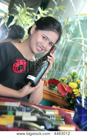 Waitress And Wines
