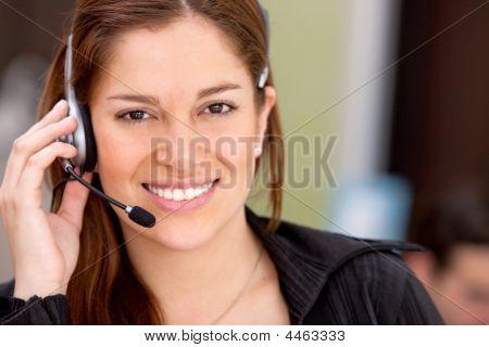 Business Customer Operator
