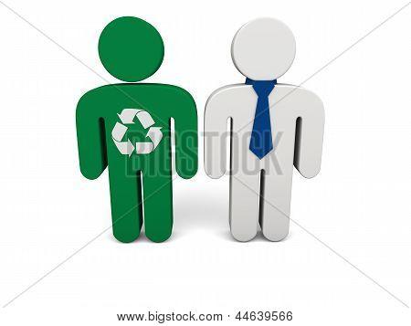 Eco Vs Business