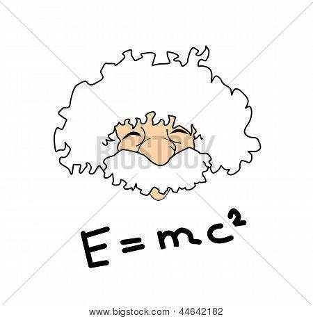 poster of Einstein