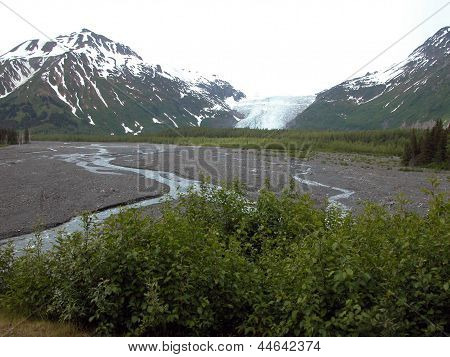 Alaska Mountains & Glaciers