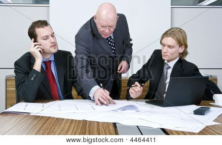 Interfering Boss