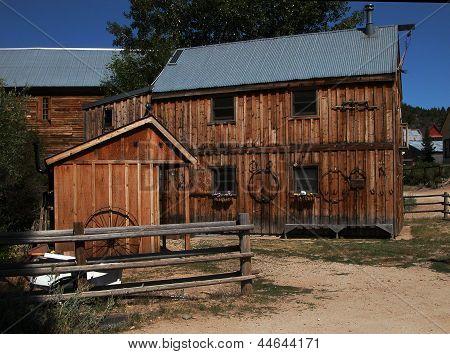 Livery Barn - Silver City