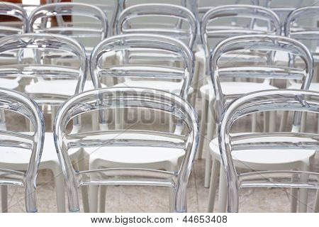 Modern Plastic Chairs