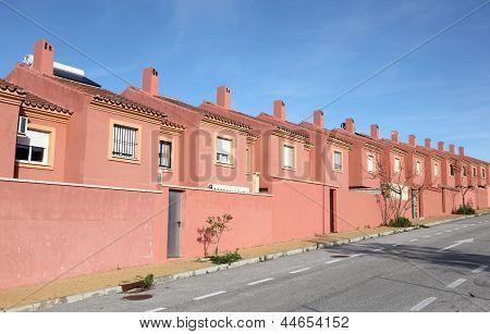 Urbanization In Algeciras, Spain