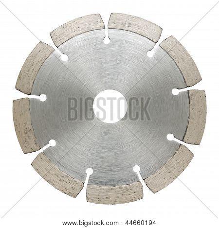Cutoff Segmented Wheel