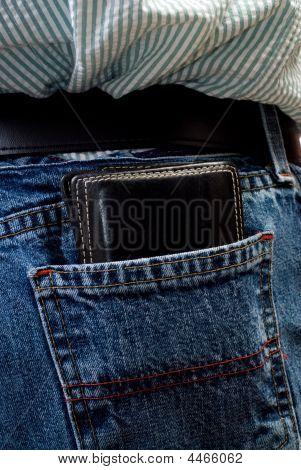Closeup Wallet