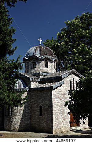 Monastery Of Osios David