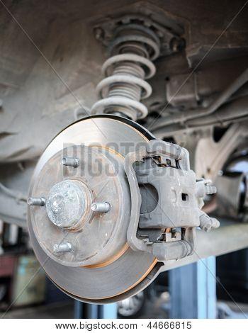 Standard Car Disc Brake