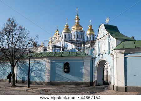 Las cúpulas doradas de Kiev