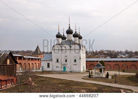 Ancient Orthodox Churches in Zaraysk