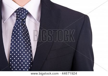 Businessman suit.