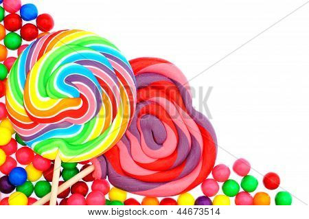 Candy border