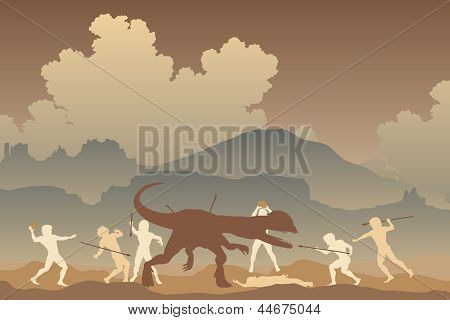 Primeval Fight