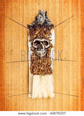 Cigarette Concept