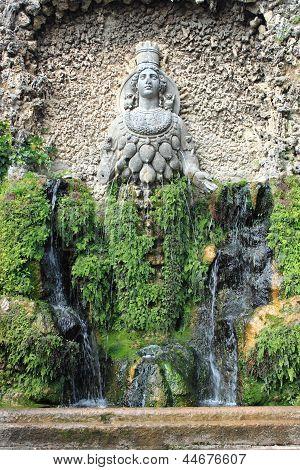 Fountain of Diana of Ephesus