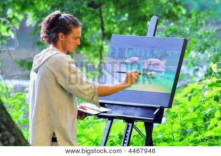 Painting Artist