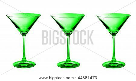 Three Martini In A Row
