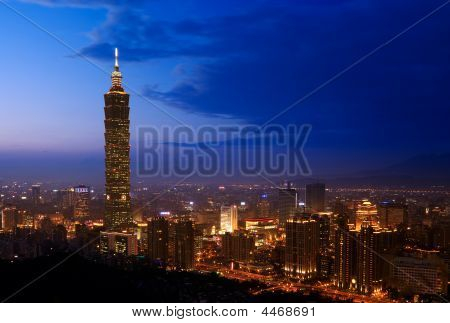 Golden Taipei 101