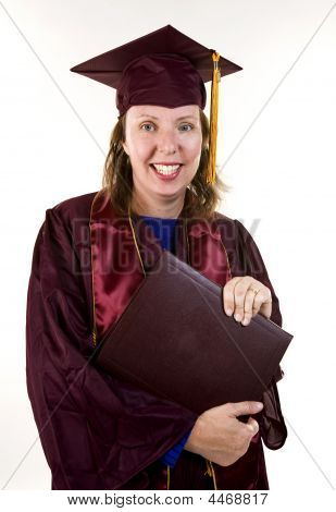 Nontraditional Student Graduating